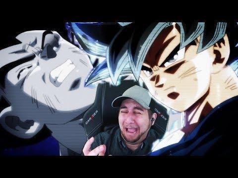 Vegeta Fails & the Return of Ultra Instinct?! Dragon Ball Super Episode 128 LIVE REACTION