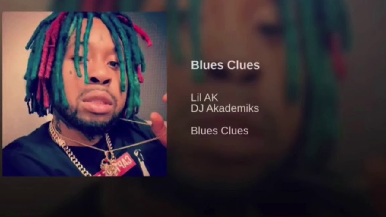 Dj Akademiks Blues Clues