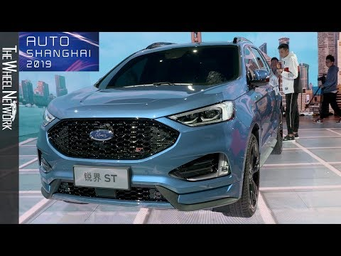 Ford at the 2019 Shanghai Auto Show