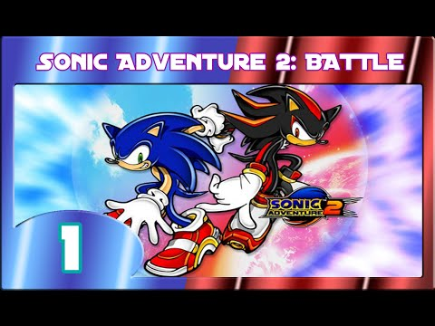 Sonic Adventure 2 HD (PS3): Hero Story Playthrough (No Commentary)