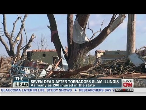 Governor: Little Illinois boy saved family