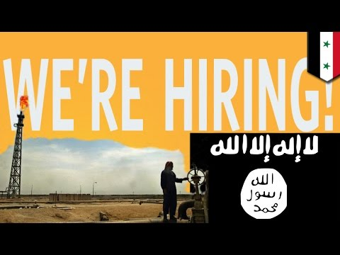 Looking for work? ISIS has jobs for oil engineers engineers in Iraq and Syria
