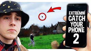 Extrémní Catch Your Phone Challenge 2