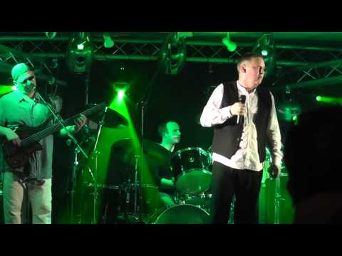 MAMA Genesis Tribute Band The Roundhouse Bolton Sat 01 02 2014 part 1