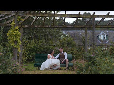Stephanie & Ryan | Wedding Film | Glen Tanar Estate | Aberdeenshire | Scotland