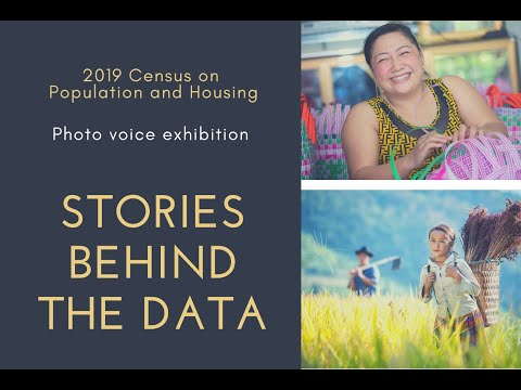 Stories behind the data