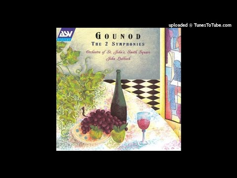 Charles Gounod :  Symphony No. 1 in D major (1855)