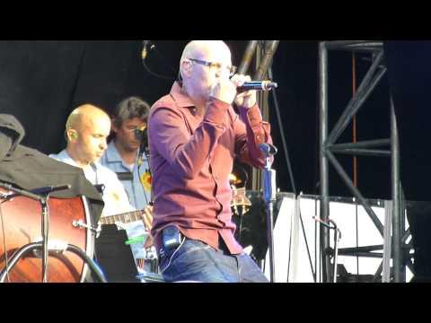 Die Fantastischen Vier - Ernten Was Wir Saeen (Unplugged) - live @ Zurich Openair 26.8.12