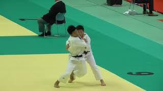 講道館杯全日本柔道体重別選手権大会 90kg級 準々決勝戦