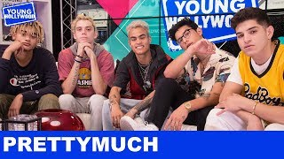 Ed Sheeran Wrote PRETTYMUCH's Song Summer On You!