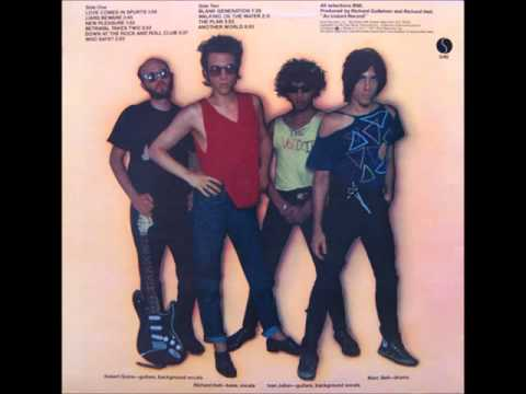 "Richard Hell and The Voidoids ""(I Could Live With You) (In) Another World"""