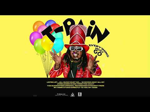 """T-Pain - """"Airplane"""" (Official Audio)"""