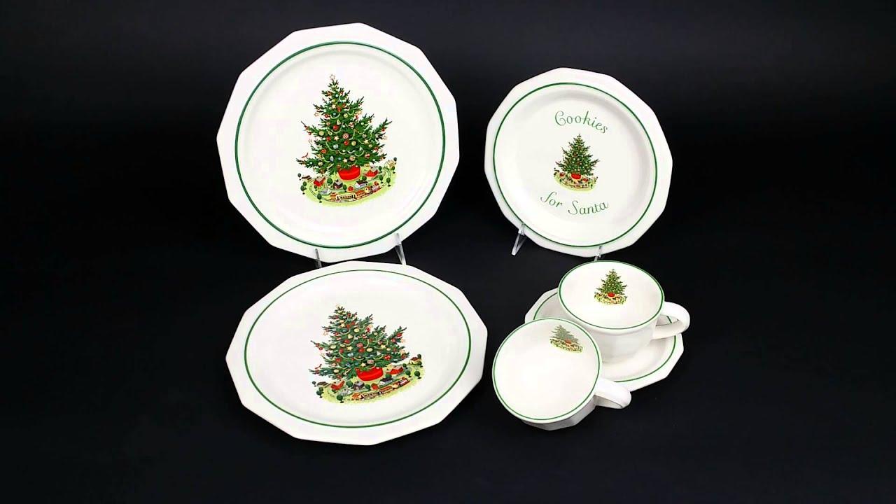Christmas Heritage Pfaltzgraff