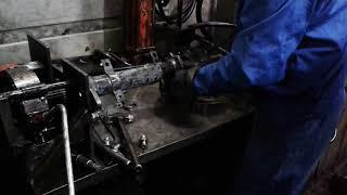 Стенд для испытания тракторных гидроусилителей руля