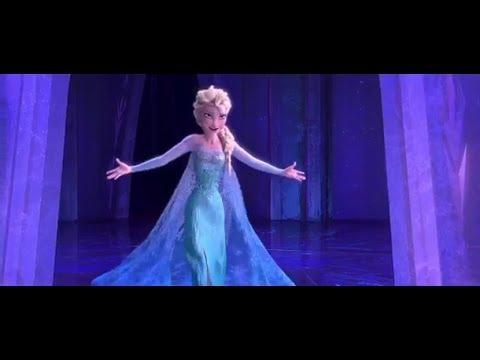 Frozen Let It Go-Και ξεχνώ (Greek version) *HD*
