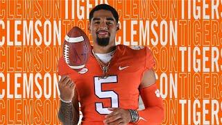 Clemson's DJ Uiagalelei 2020 highlights   ESPN College Football