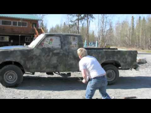 painting a ford camouflage youtube. Black Bedroom Furniture Sets. Home Design Ideas