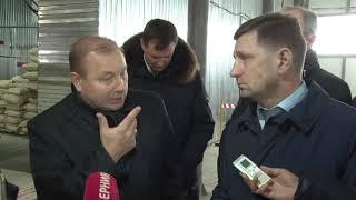 Губернатор Сергей Фургал осмотрел новое деревоперерабатывающее предприятие в районе им. Лазо