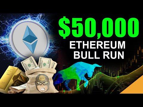 How ETH EXPLODES To $50k (ETHEREUM BULL RUN 2021)