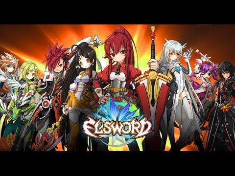 [Elsword] All Characters and Job Advancements