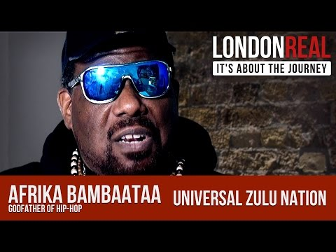 Birth of The Universal Zulu Nation - Afrika Bambaataa