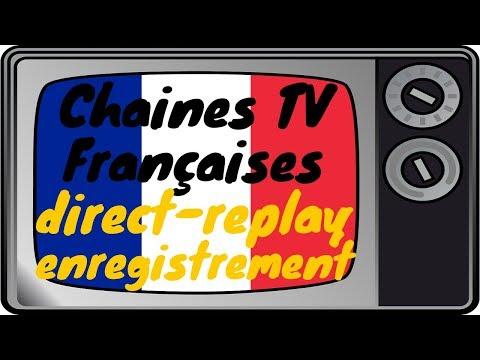 Regarder et enregistrer gratuitement les chaines TV françaises en direct et replay sur PC  Captvty
