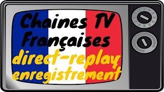 Video Regarder et enregistrer gratuitement les chaines TV françaises en direct et replay sur PC | Captvty download MP3, 3GP, MP4, WEBM, AVI, FLV Januari 2018