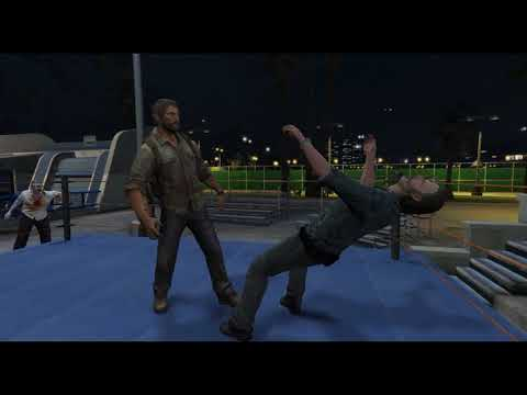 Rick Grimes Vs Joel - The Walking Dead VS The Last Of Us