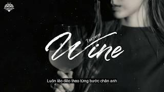 Cover images [Vietsub] Taeyeon - Wine