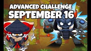 BTD6 Advanced Challenge - Make The Most Of It - September 16, 2019