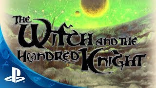 The Witch and the Hundred Knight - Launch Trailer