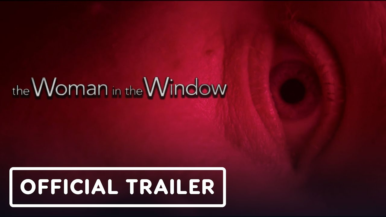 The Woman in the Window - Official Trailer (2020) Amy Adams. Gary Oldman
