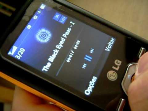 LG GM205 Review do Celular GM205 DA LG.