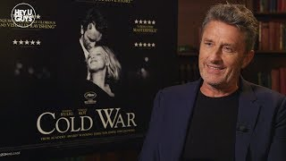 Director Pawel Pawlikowski on his beautiful love story - Cold War