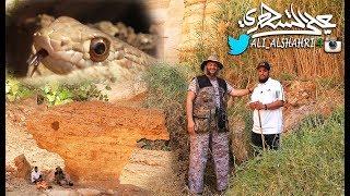 جمال الطبيعة في قاطور الشق بجبال طويق شرق محافظة ضرماء 17-1-1439
