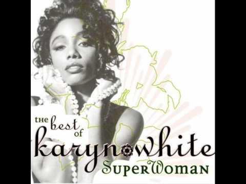 Karen White - Superwoman (With lyrics)