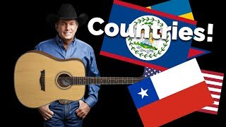 Country Song About Countries