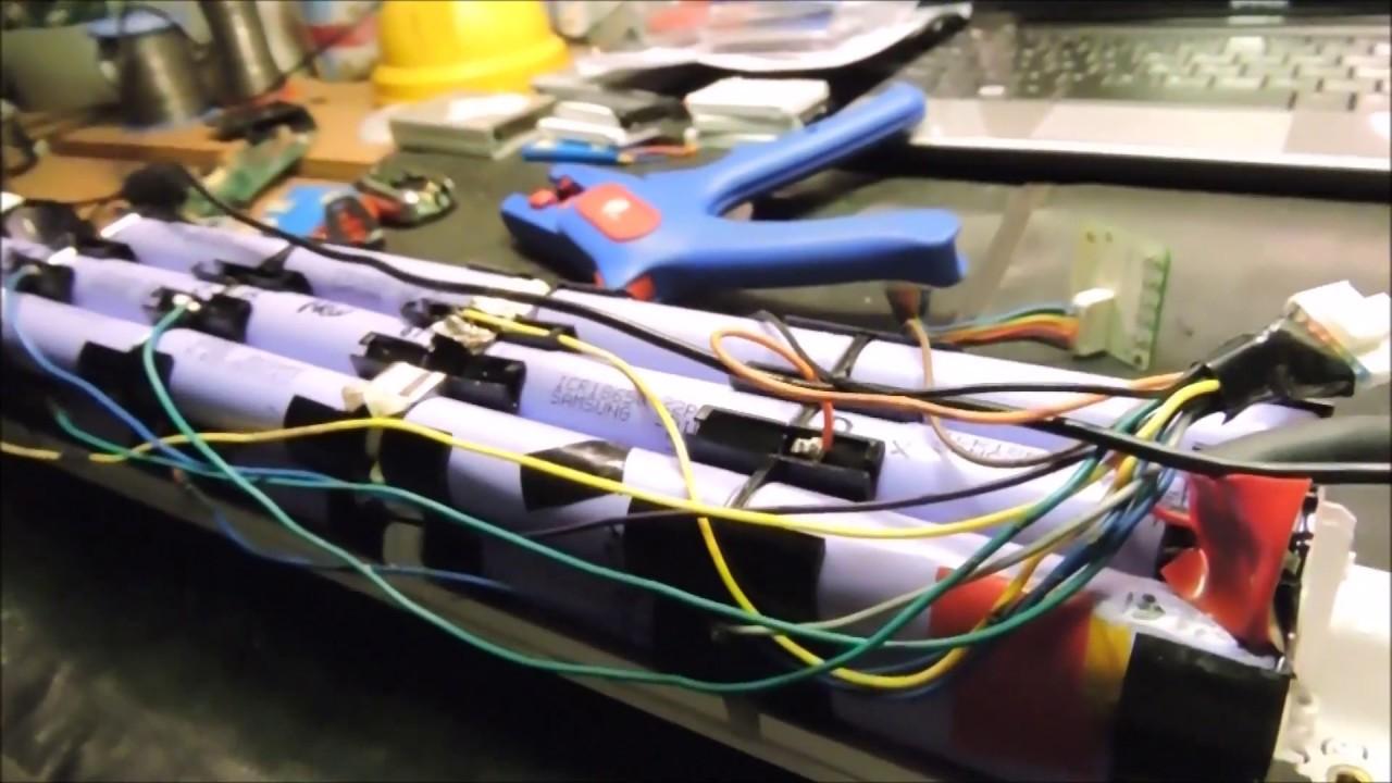 Stromer St1 Battery Teardown Excellent Documentation Electric Bike Forums Q A Help Reviews And Maintenance