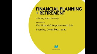 Financial Empowerment: Financial Planning and Retirement