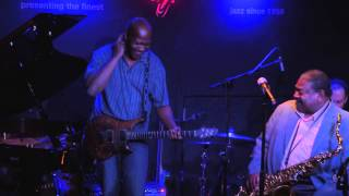 Pee Wee Ellis & Huey Morgan Live at Ronnie Scott