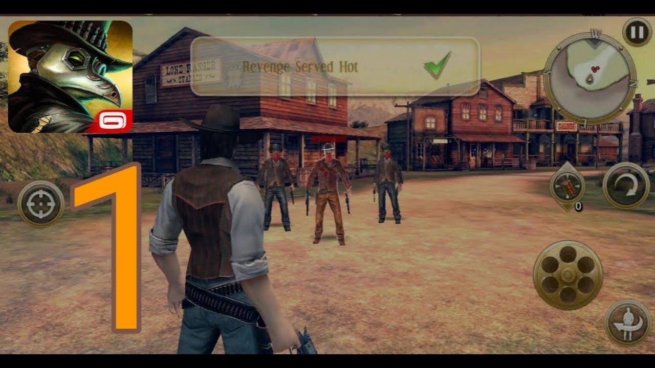Download six-Guns:Gang showdown- Gameplay Walkthrough Part 1- story (IOS,ANDROID )