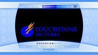Logo Remake Compilation: Touchstone Pictures & Television (1985-2004) by SovereignMade