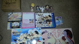 Senran Kagura Estival Versus: Shoujotachi no Sentaku [Limited Edition Unboxing]
