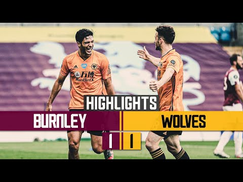 Burnley Wolves Goals And Highlights