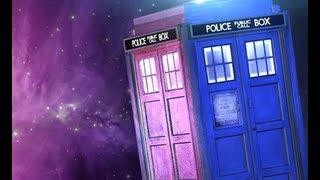 Doctor Who Tardis Tattoos