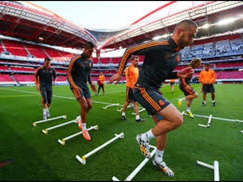 15 Agility Ladder Drill For Soccer