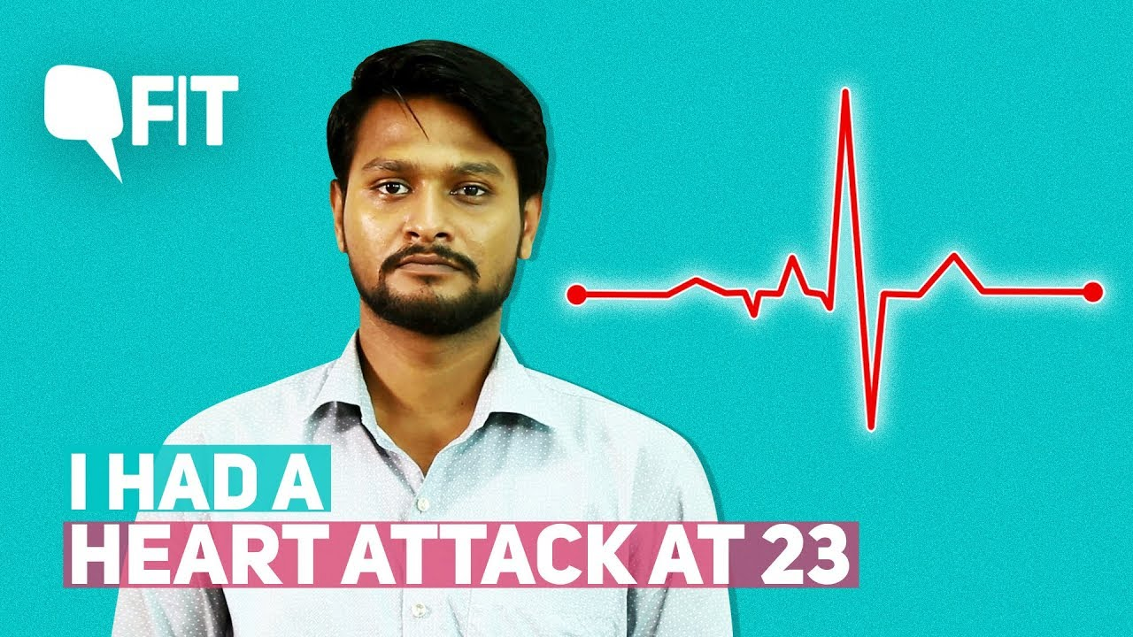 Download 'I Had a Heart Attack at 23': Why Young Indians Are at Risk   Quint Fit