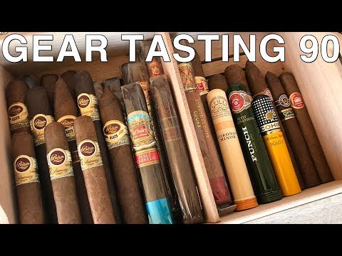 Water Purification, First Aid Kits and Cigars - Gear Tasting 90