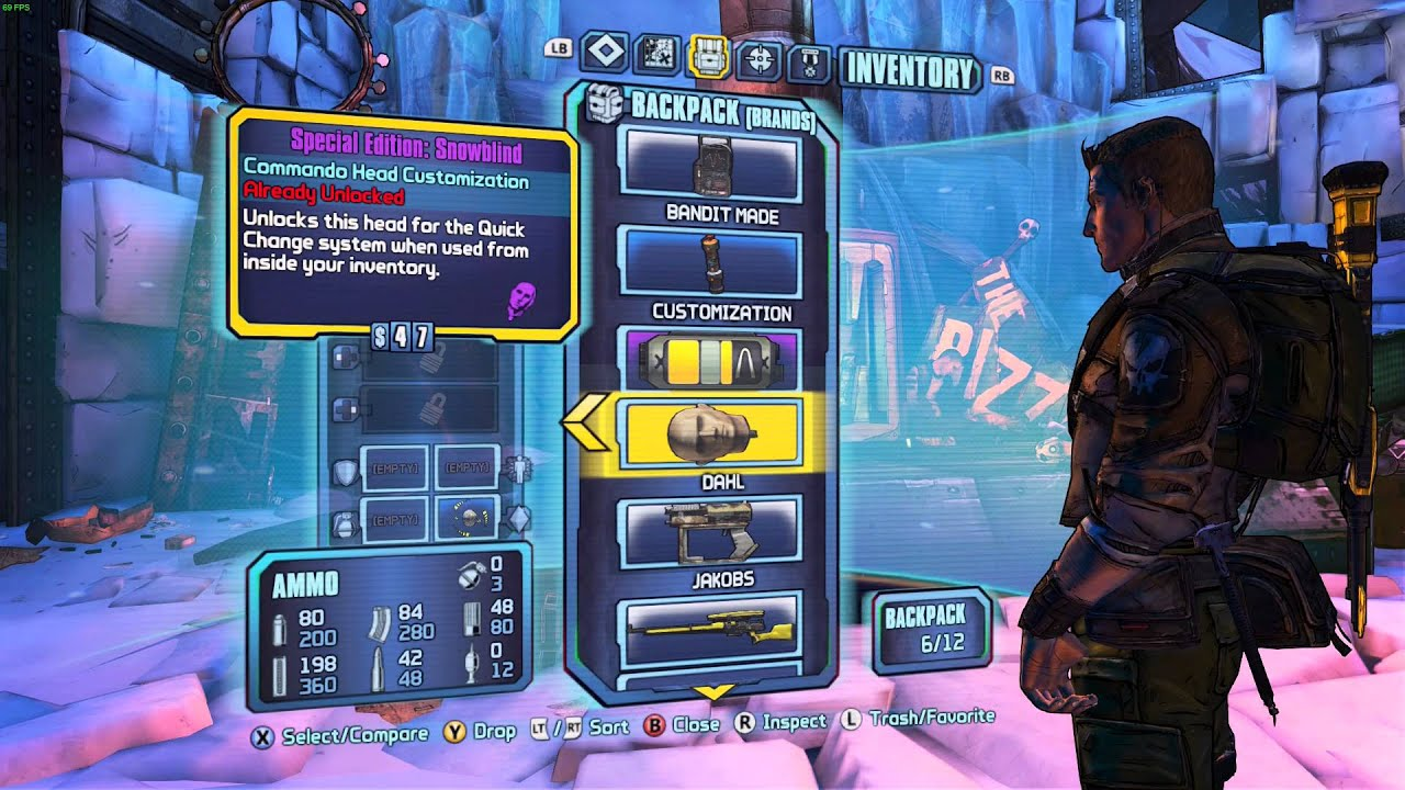 Borderlands 2 - Let's play Axton part 1: My first gun - YouTube