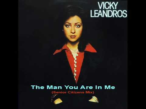 Vicky Leandros - The Man You Are In Me (Senior Citizens Mix)